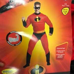 Other - Mr. Incredible costume XL